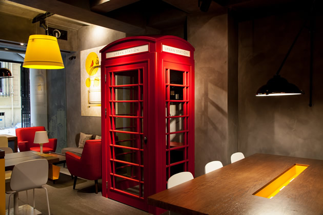 'Co-working'